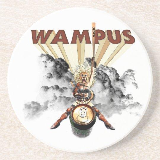 WAMPUS | Drink Coaster