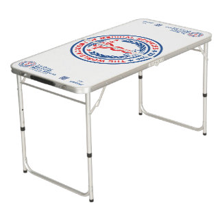WAMS Tailgate Pong Table