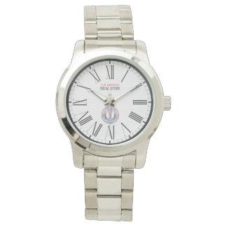WAMS Watch Silver Bracelet Special Edition Unisex
