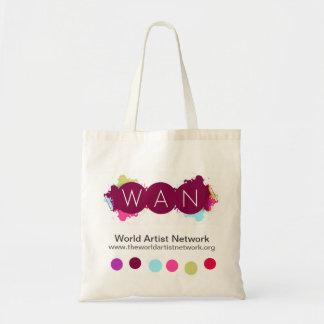 WAN Tote Bag