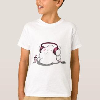 Wanda Happy Cloud Listens to Music T-Shirt