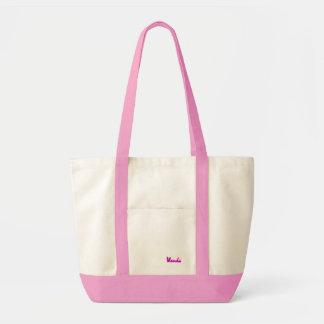 Wanda's tote bag