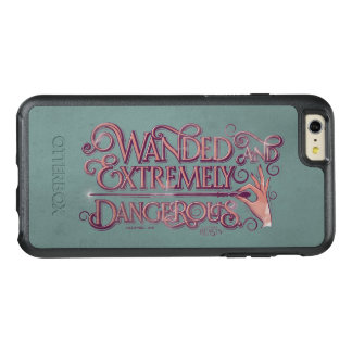 Wanded And Extremely Dangerous Graphic - Pink OtterBox iPhone 6/6s Plus Case