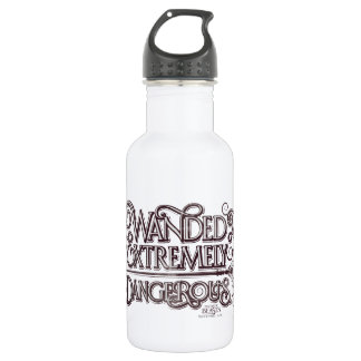 Wanded And Extremely Dangerous Graphic - White 532 Ml Water Bottle