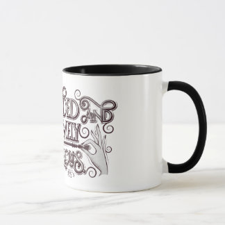 Wanded And Extremely Dangerous Graphic - White Mug