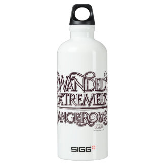 Wanded And Extremely Dangerous Graphic - White Water Bottle