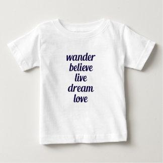 Wander Baby T-Shirt