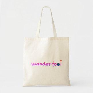 Wander-fool Wonderful! Tote Bag