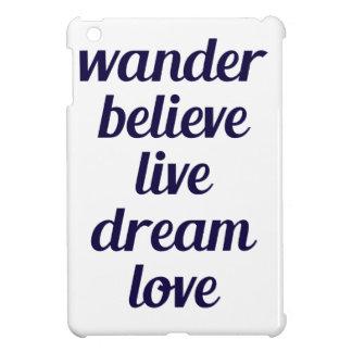 Wander iPad Mini Cover