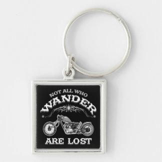 Wander Lost 1016 Keychain