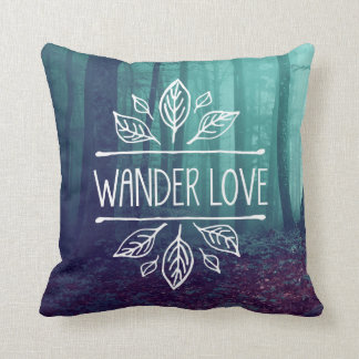 Wander Love - Pillow