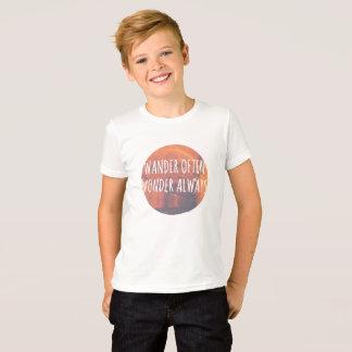 Wander Often, Wonder Always T-Shirt