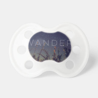 Wander Under The African Sky Baby Pacifiers