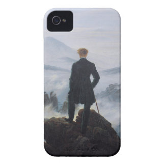Wanderer above the Sea of Fog Case-Mate iPhone 4 Cases