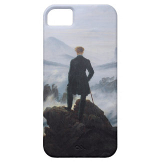 Wanderer above the Sea of Fog iPhone 5 Cover