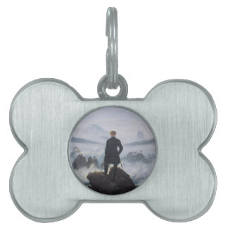 Wanderer above the Sea of Fog Pet Tags