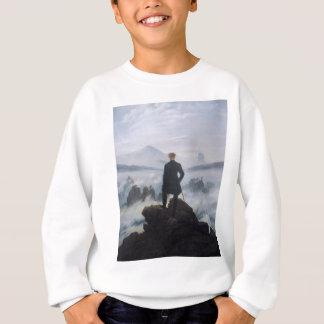 Wanderer above the Sea of Fog Sweatshirt