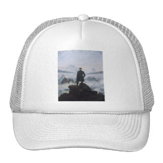 Wanderer above the Sea of Fog Trucker Hat
