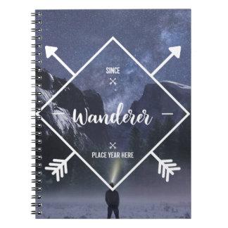 Wanderer Since Notebook