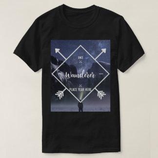 Wanderer Since T-Shirt