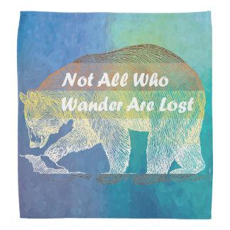 Wandering Bear Bandanas