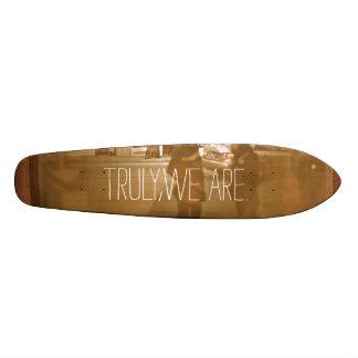Wandering Streets Skate Board Deck