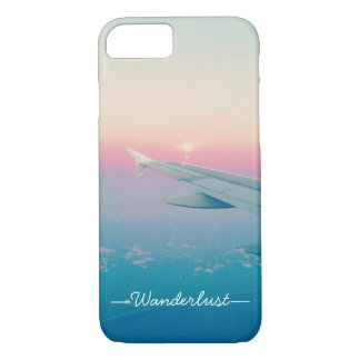 Wanderlust | America iPhone 7 Case