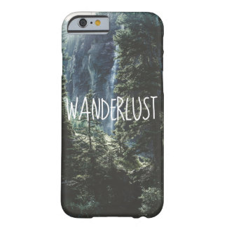 Wanderlust Barely There iPhone 6 Case