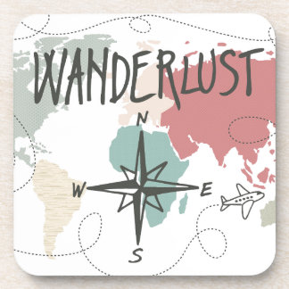 Wanderlust Coaster