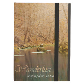 Wanderlust Ipad Air Case