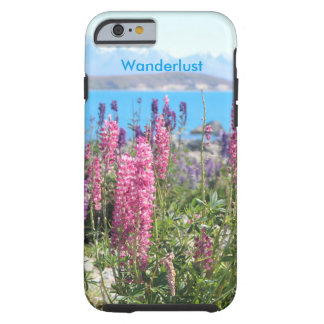 Wanderlust iPhone 6/6s (New Zealand photo) Tough iPhone 6 Case