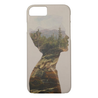 wanderlust iPhone 7 case