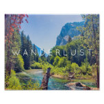 Wanderlust - Kings Canyon | Poster