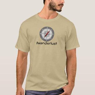#wanderlust T-Shirt