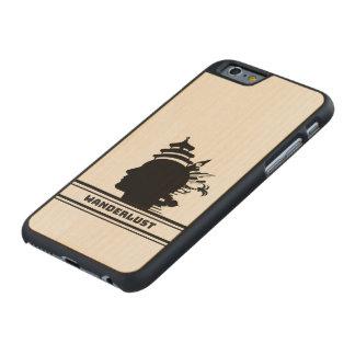 Wanderlust Travel Slim Maple iPhone 6/6s Case