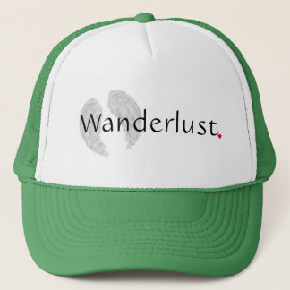 Wanderlust Wings Hat