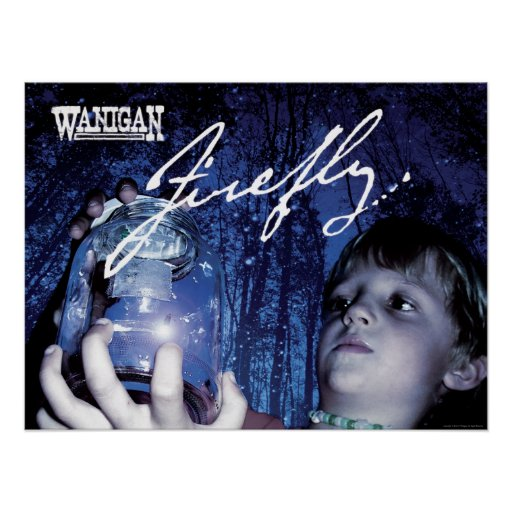 Wanigan Firefly Cover Poster
