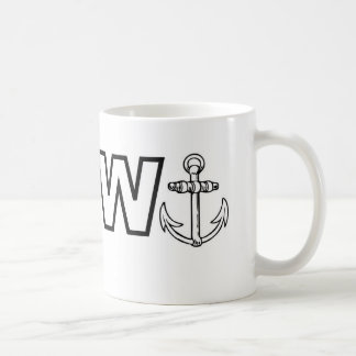 Wanker Mug. Coffee Mug