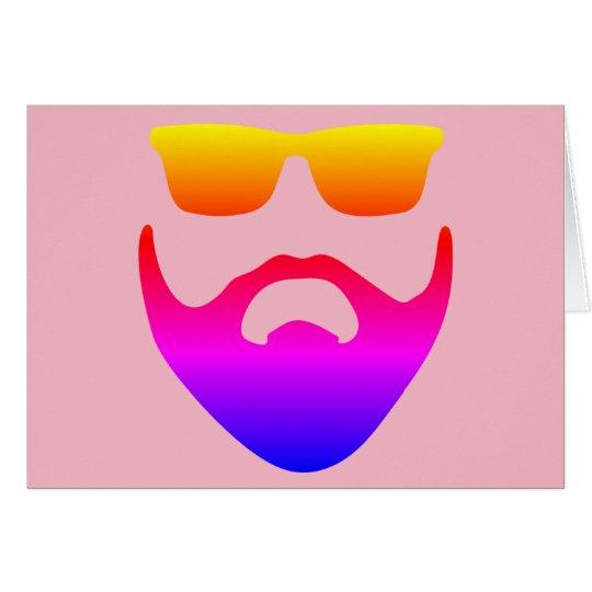 Wanna Be My Beard? Card