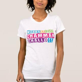 """Wanna be yours Chammak Challo ? """"Beautiful"""" girl T-Shirt"""