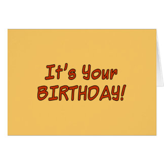 Wanna Bone-Birthday Greeting Card