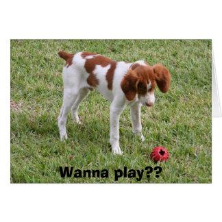 Wanna play?? card