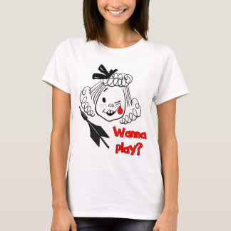 Wanna Play Jarts T-Shirt