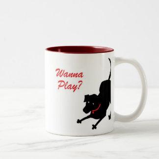 Wanna Play Mug