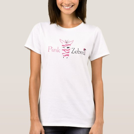 Wanna Smell My Pink Zebra? T-Shirt