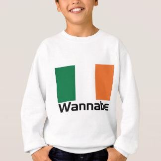 Wannabe - Irish Sweatshirt