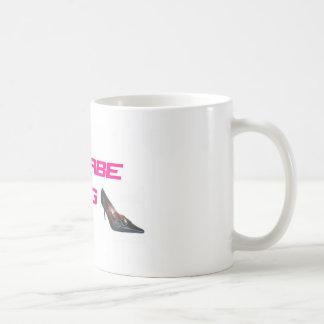Wannabe wag coffee mug