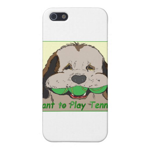 Want to play tennis? cases for iPhone 5
