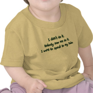 Want to Speak to Baba Shirt