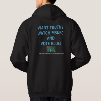 Want Truth? Men's pullover hoodie